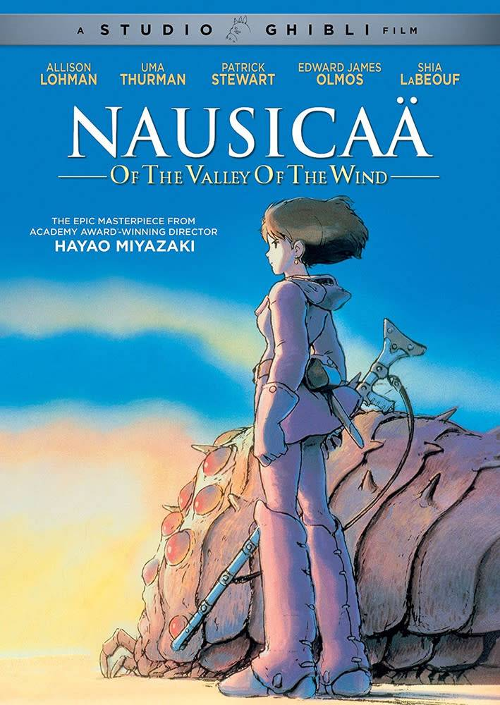 GKids/New Video Group/Eleven Arts Nausicaa of the Valley of the Wind DVD (GKids)