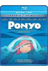Studio Ghibli/GKids Ponyo BD/DVD (GKids)