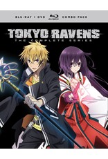 Funimation Entertainment Tokyo Ravens Complete Series Blu-Ray/DVD*