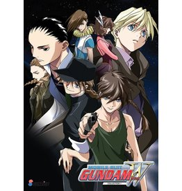 Nozomi Ent/Lucky Penny Gundam Wing Collection 1 DVD
