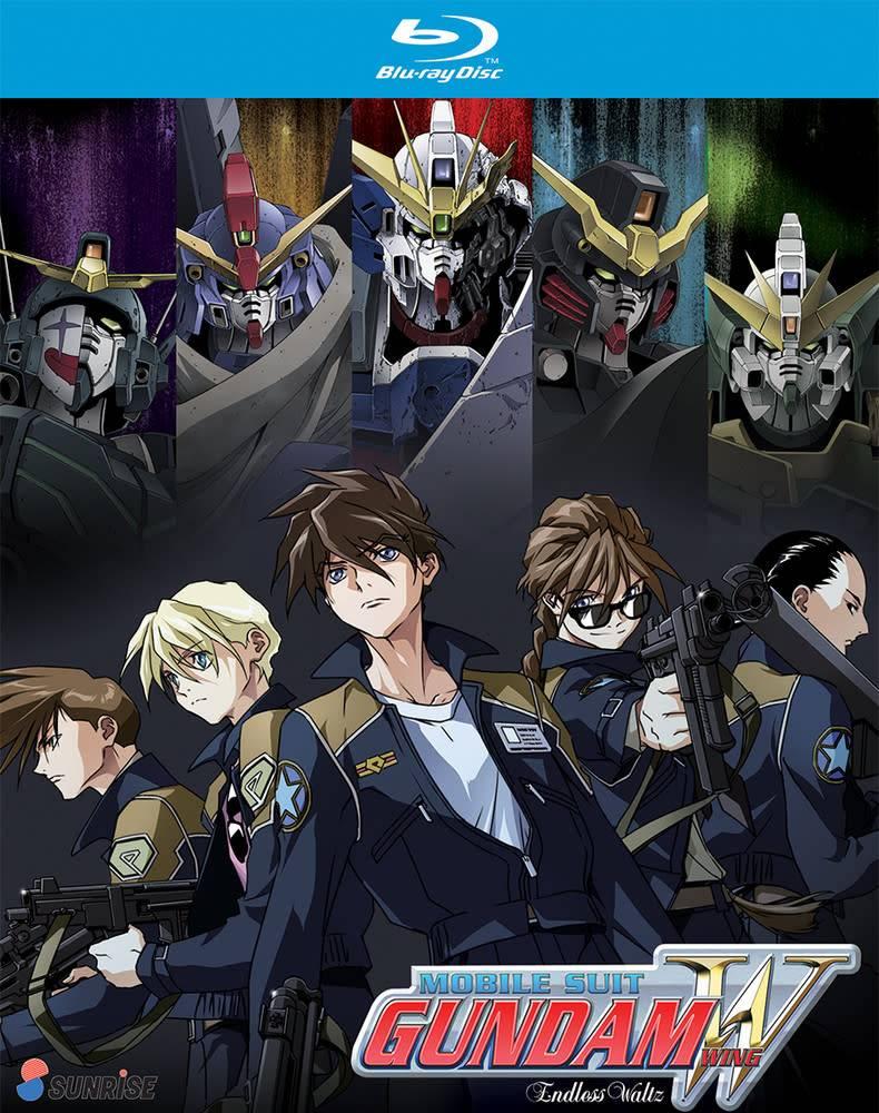 Nozomi Ent/Lucky Penny Gundam Wing Endless Waltz Blu-Ray