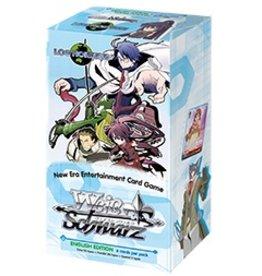 Bushiroad Log Horizon Extra (Booster Box) Weiss Schwarz