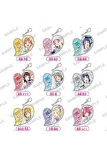Love Live Sunshine Clear Stained Charm