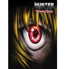 Viz Media Hunter x Hunter Phantom Rouge DVD