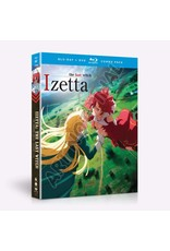 Funimation Entertainment Izetta The Last Witch Blu-Ray/DVD