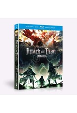Funimation Entertainment Attack on Titan Season 2 Blu-Ray/DVD