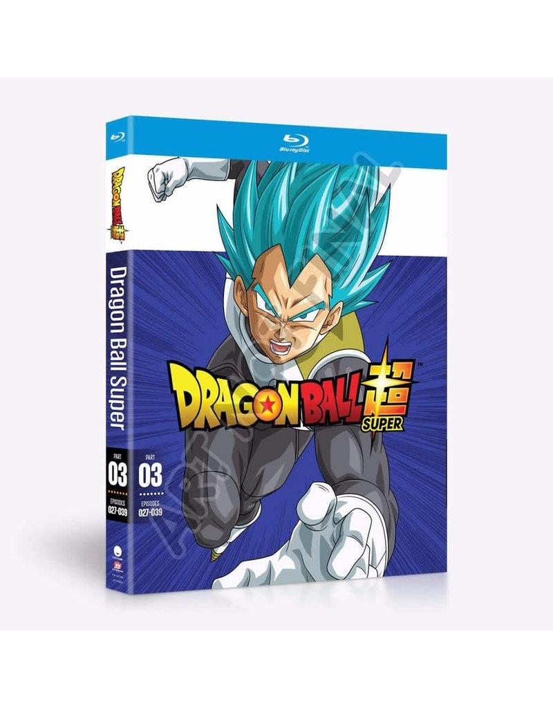 Funimation Entertainment Dragon Ball Super Part 3 Blu-Ray
