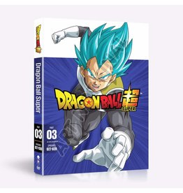 Funimation Entertainment Dragon Ball Super Part 3 DVD