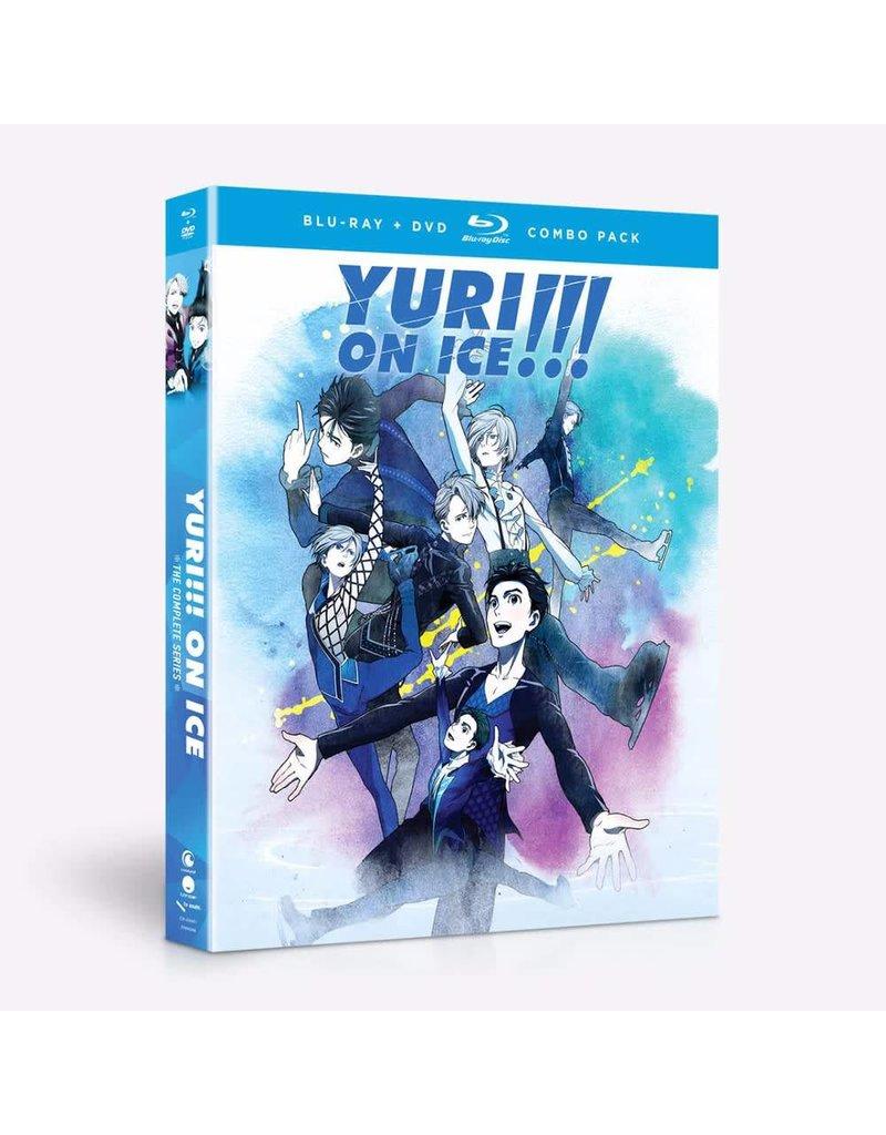 Funimation Entertainment Yuri!!! On Ice Blu-Ray/DVD*