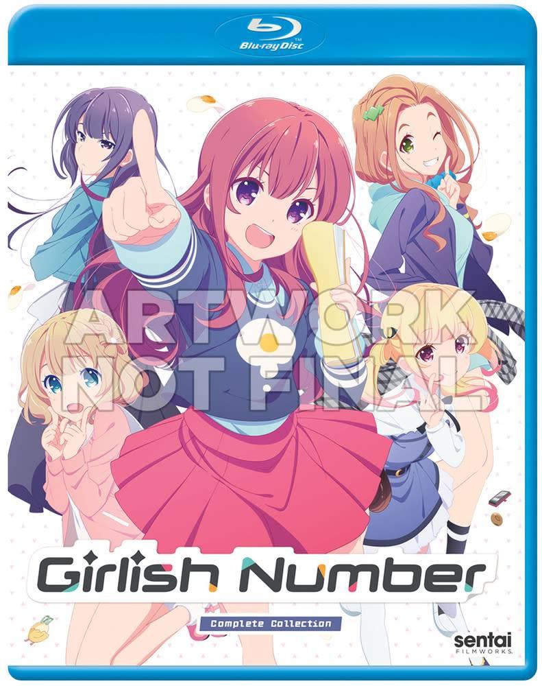 Sentai Filmworks Girlish Number Blu-Ray