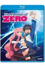 Sentai Filmworks Familiar of Zero, The Complete Series Blu-Ray