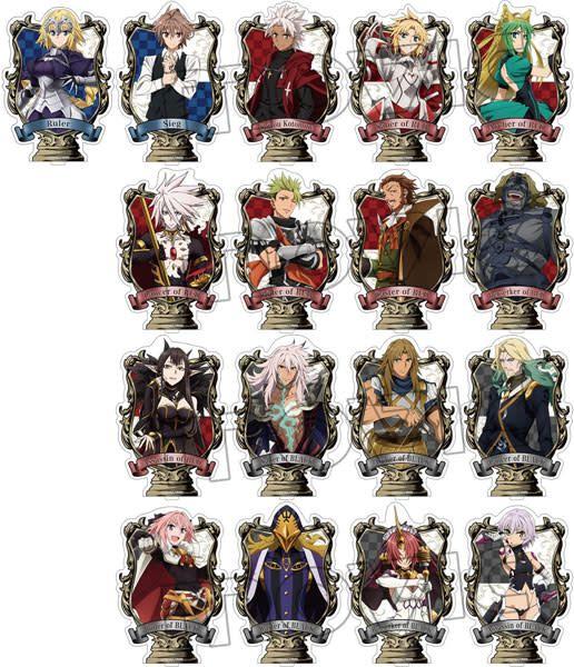 Fate/Apocrypha Big Acrylic Stand