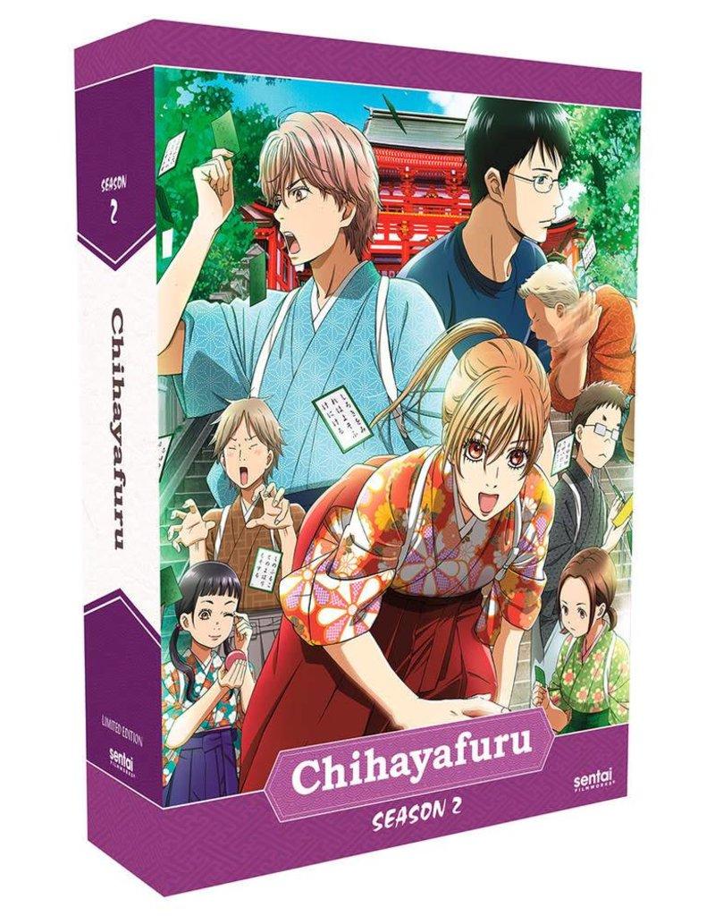 Sentai Filmworks Chihayafuru Season 2 Premium Edition