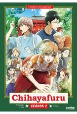 Sentai Filmworks Chihayafuru Season 2 DVD