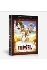 Funimation Entertainment Fairy Tail Zero (Season 8) Blu-Ray/DVD