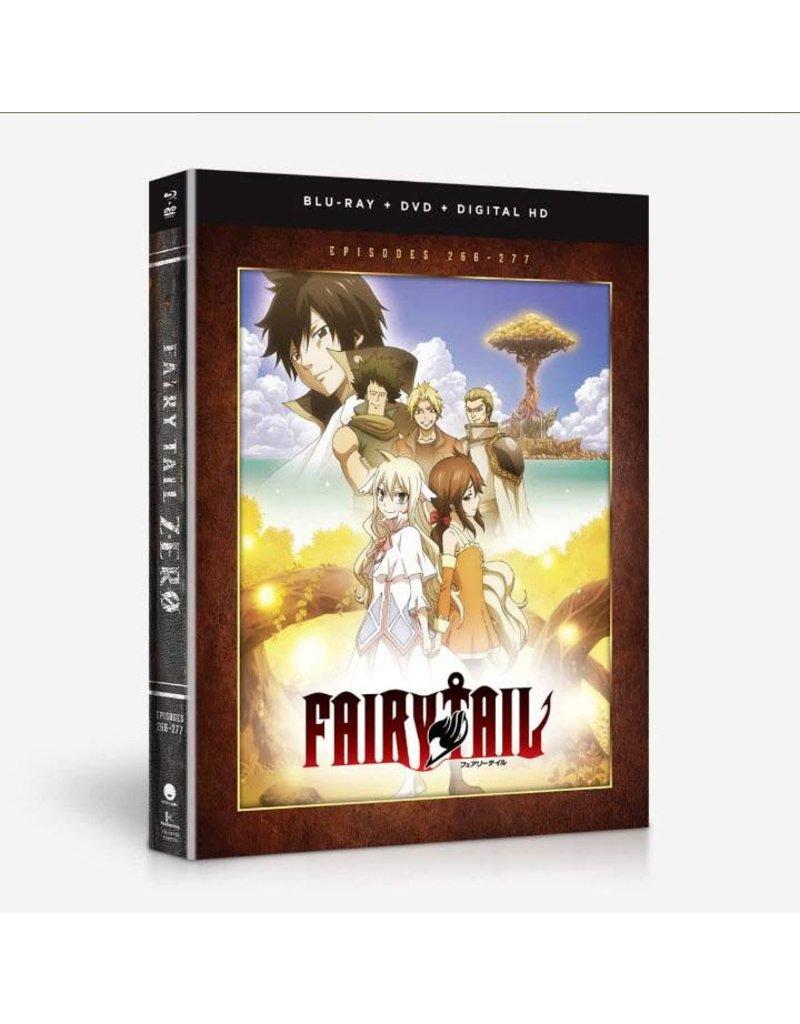 Funimation Entertainment Fairy Tail Zero (Season 8) Blu-Ray/DVD