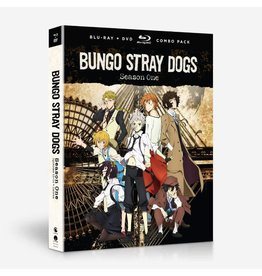 Funimation Entertainment Bungo Stray Dogs Season 1 Blu-Ray/DVD*