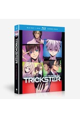 Funimation Entertainment Trickster Part 2 Blu-Ray/DVD*