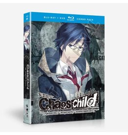 Funimation Entertainment Chaos;Child Blu-Ray/DVD*