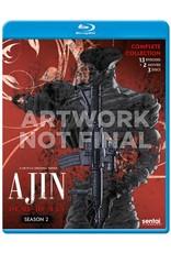 Sentai Filmworks Ajin Season 2 Blu-Ray