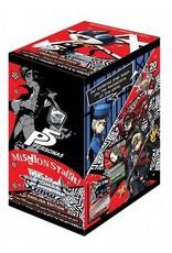 Bushiroad Persona 5 (Full Booster Box) Weiss Schwarz