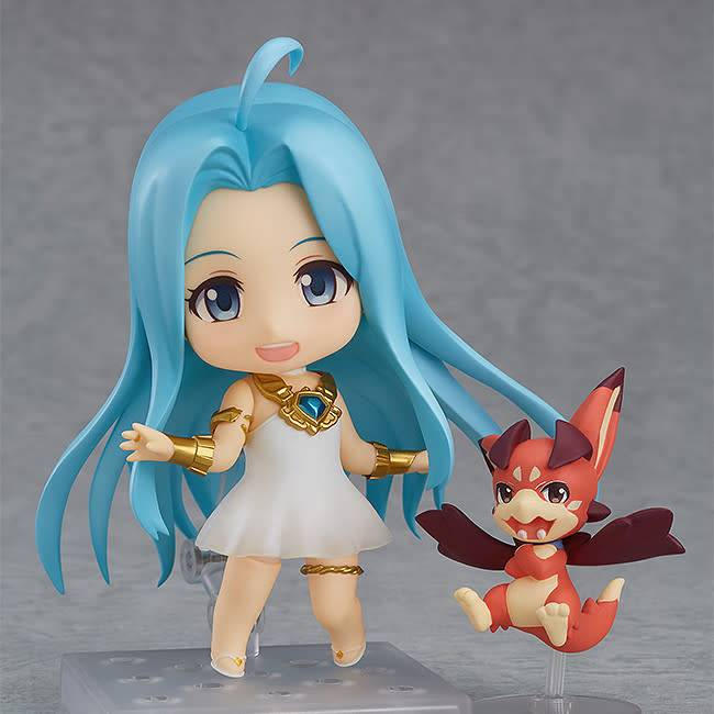 Good Smile Company Lyria and Vee Granblue Fantasy Nendoroid 779