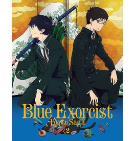 Aniplex of America Inc Blue Exorcist Kyoto Saga Vol. 2 Blu-Ray*