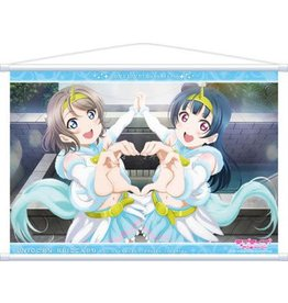 Movic Love Live! Sunshine!! B2 Wallscroll Unicorn Blizzard