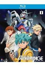 Nozomi Ent/Lucky Penny Mobile Suit Gundam AGE Collection 1 Blu-Ray