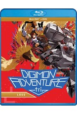 Digimon Adventure tri Loss Blu-Ray/DVD