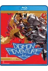 GKids/New Video Group/Eleven Arts Digimon Adventure tri Loss Blu-Ray/DVD*