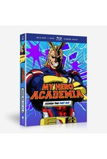 Funimation Entertainment My Hero Academia Season 2 Part 1 Blu-Ray/DVD