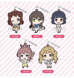 Bushiroad BanG Dream! Poppin' Party Rubber Straps