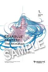 Aniplex of America Inc Granblue Fantasy The Animation Blu-Ray Vol. 1