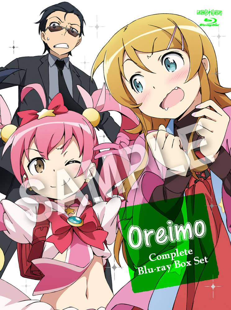 Aniplex of America Inc Oreimo Blu-Ray