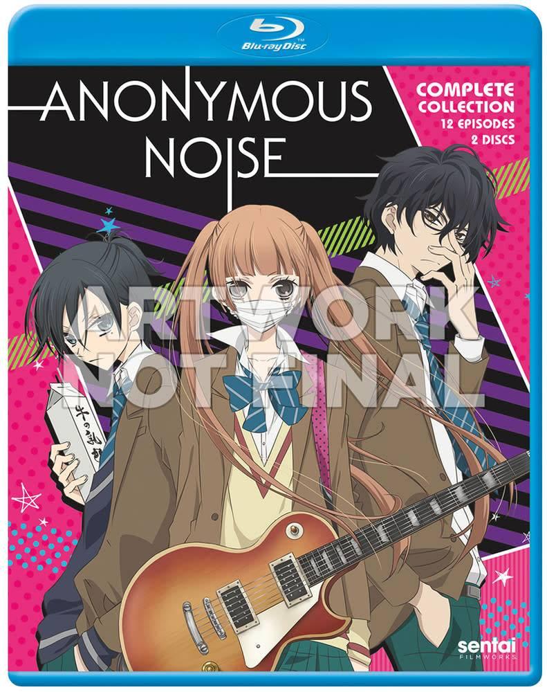 Sentai Filmworks Anonymous Noise Blu-Ray