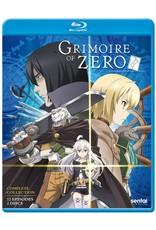 Sentai Filmworks Grimoire of Zero Blu-Ray