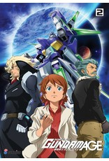 Nozomi Ent/Lucky Penny Mobile Suit Gundam AGE Collection 2 DVD