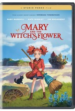 GKids/New Video Group/Eleven Arts Mary and the Witch's Flower DVD