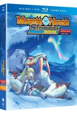 Funimation Entertainment Monster Hunter Stories Ride On Season 1 Part 2 Blu-Ray/DVD