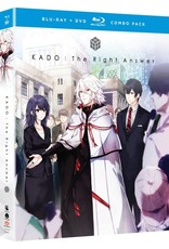 Funimation Entertainment KADO the Right Answer Blu-Ray/DVD*