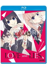 Sentai Filmworks Love and Lies Blu-Ray