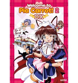 Sentai Filmworks Welcome to Pia Carrot! 2 DX DVD