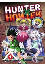 Viz Media Hunter x Hunter Vol. 4 DVD