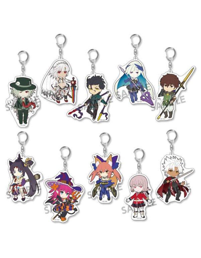 Fate Grand Order Pikuriru Acrylic Keychain Vol. 4
