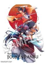 Aniplex of America Inc Katsugeki Touken Ranbu Blu-Ray