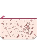 Movic Cardcaptor Sakura: Clear Card Pouch (Pink)