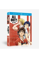 Funimation Entertainment All Out!! Part 2 Blu-Ray/DVD*