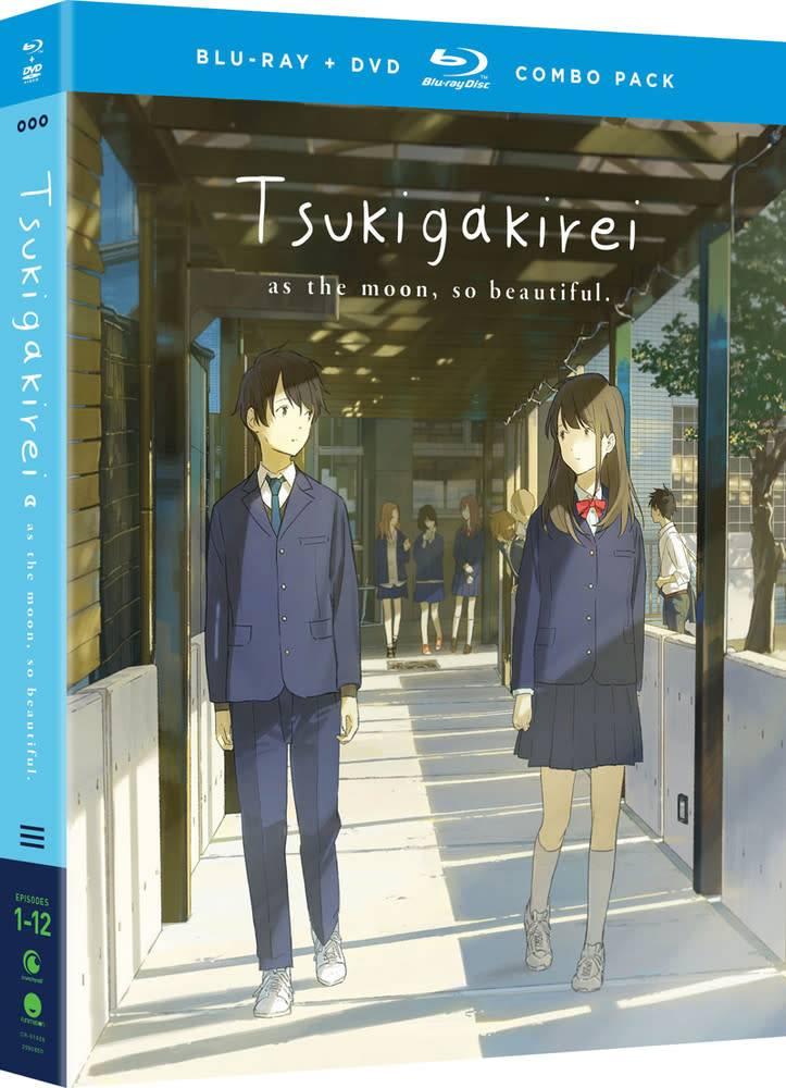 Funimation Entertainment TsukigaKirei Blu-Ray/DVD