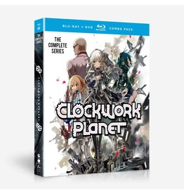 Funimation Entertainment Clockwork Planet Blu-Ray/DVD*